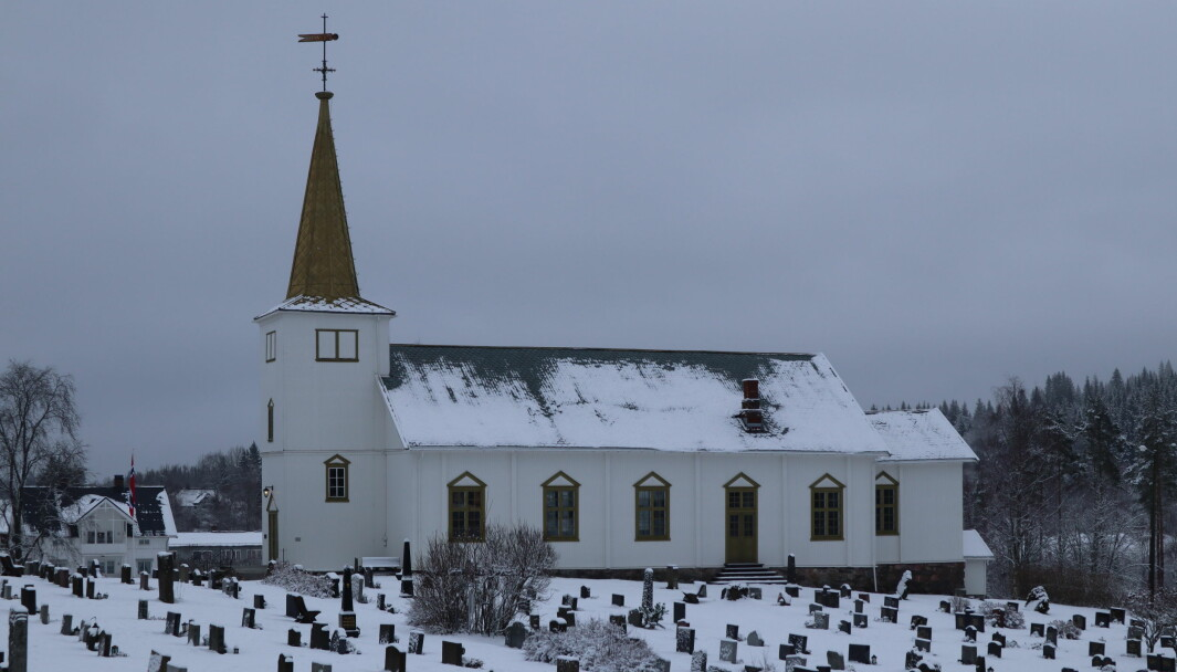 På valentinsdagen er det bare å ta turen innom Austmarka kirke og gifte seg. Kirken ordner med alle de praktiske tingene, det eneste brudeparet trenger å tenke på er prøvingsattest.