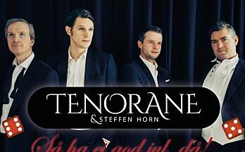 Rådhus-Teatret: Det blir konsert med «Tenorane» - flytter Ingemars