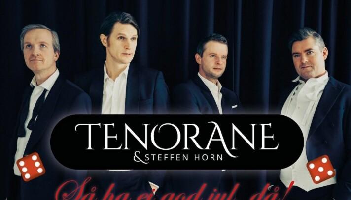 Det blir konsert med «Tenorane» - flytter Ingemars