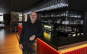 Restaurant-eier Øzkan Kayhan:– Uten alkohol er grunnlaget for å drive borte