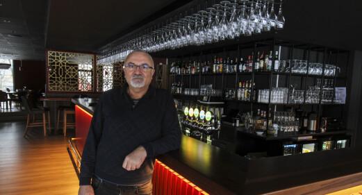 Ikke grunnlag for drift uten alkoholservering