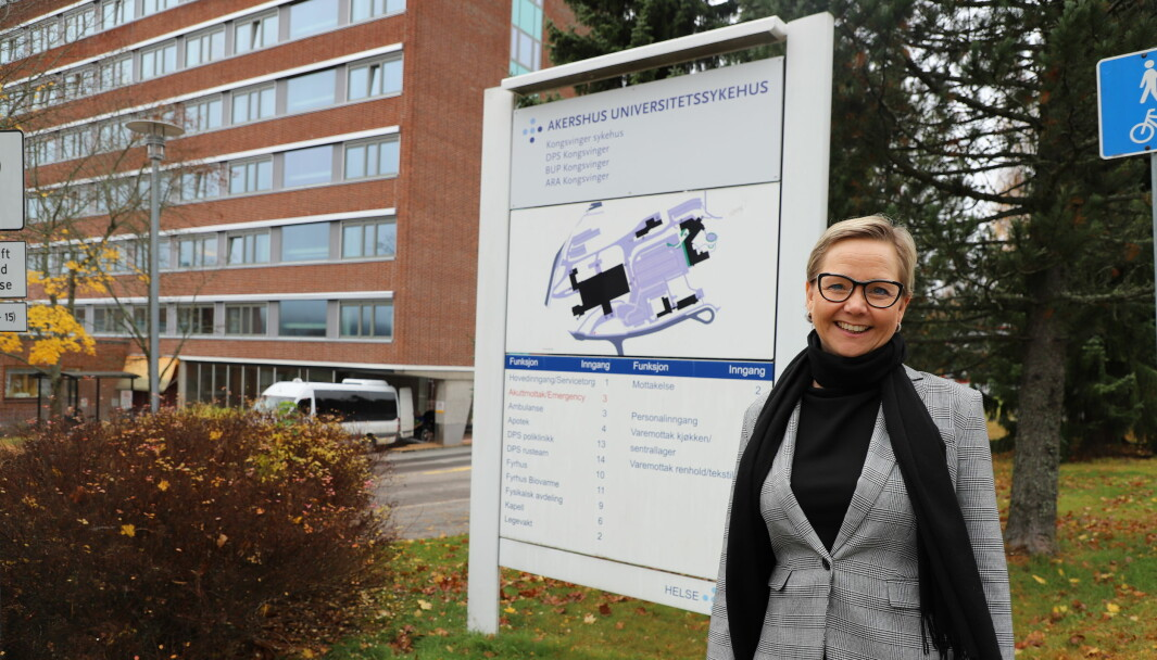 Jane Beate Castro er ny sykehuskoordinator for Ahus-virksomheten på Kongsvinger
