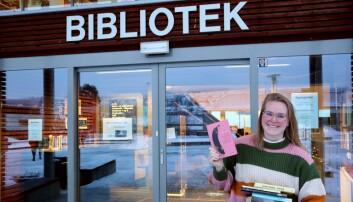 Biblioteket holder åpent, men med visse korona-restriksjoner