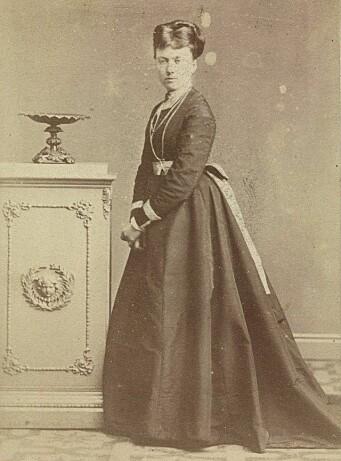 Den fabelaktige Erika Røring Møinichen Lie fra Øvrebyen i Kongsvinger hadde et utrolig liv.