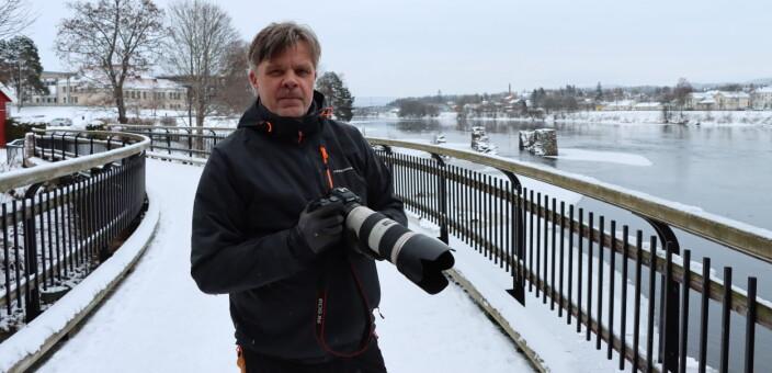 Den proffe hobbyfotografen