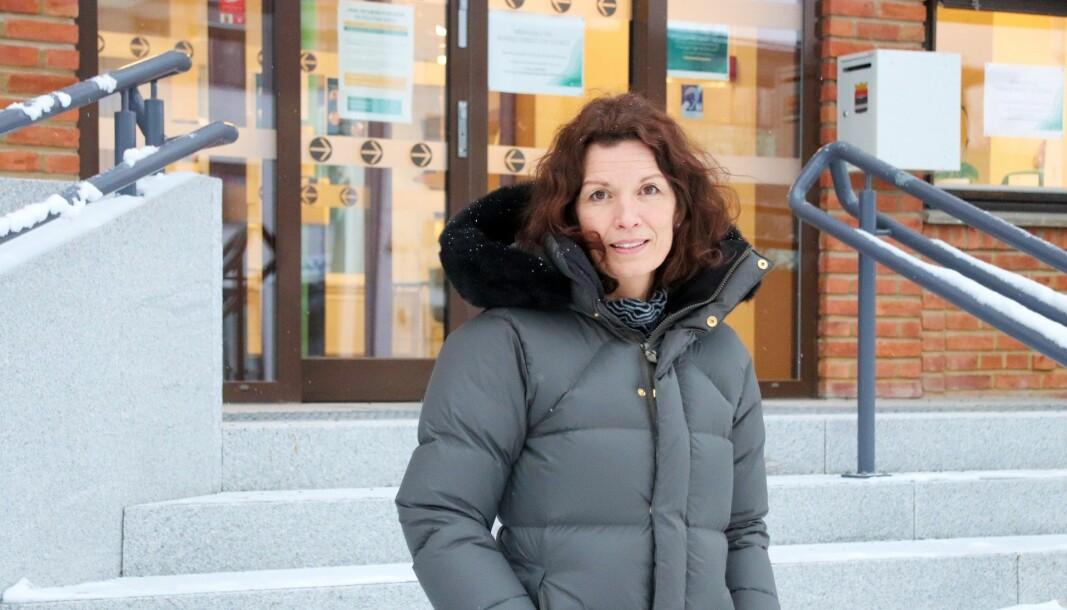 Mette Anderssen gikk inn i den ny stillingen i kommunen 1. januar, etter å ha fullført samorganisereingen av sykehuset med Ahus Nordbyhagen.