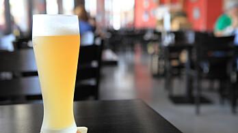 To prikker for brudd på alkoholforskriften