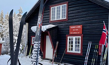 Populær åpning av skihytta