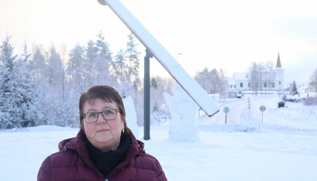Lise-Mette Bekkengen er leder i Austmarka Utvikling, et samarbeidsorgan som jobber for at Austmarka skal være et attraktivt sted å bo og leve..