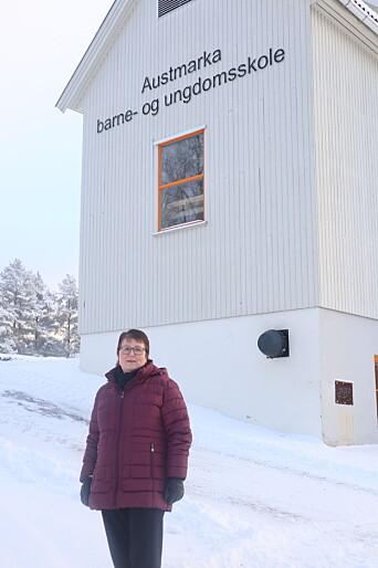 Å beholde skolen er viktig for bygda sier leder i Austmarka utvikling Lise-Mette Bekkengen