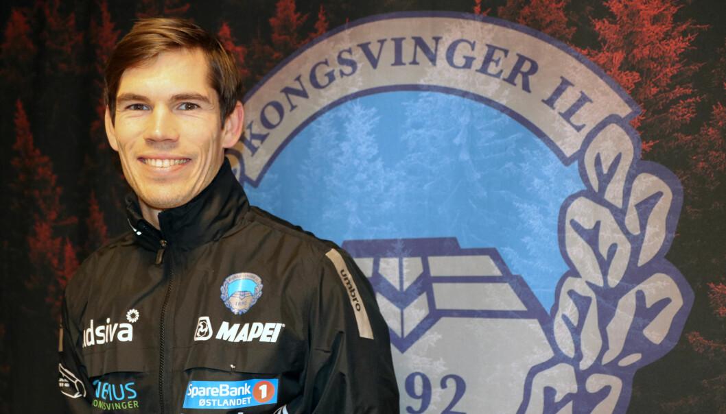 Eirik Mæland, hovedtrener i KIL Toppfotball.