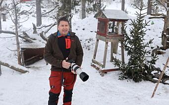 Stig Johnny Henriksen: Med blikk for fugl