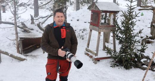 Stig Johnny har 170 fugler i fotosamlingen - Se bildene!