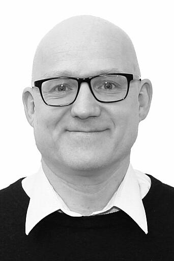 Edvard Lysne er daglig leder i Hedmark IKT,.