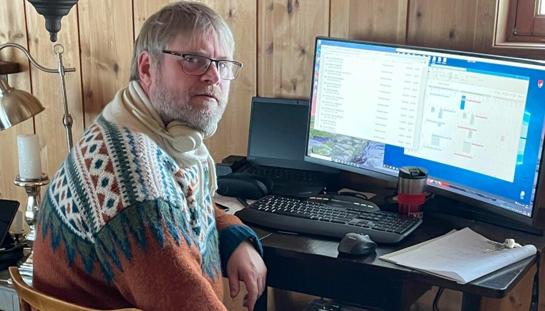Arve Lindemark lar seg provosere av at Elvia flytter 25 arbeidsplasser fra Kongsvinger til Hamar.