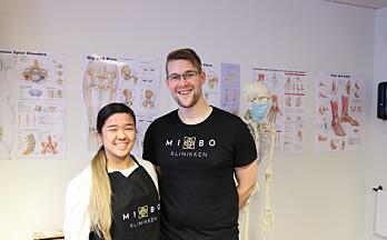 Magnus og Bich-Kieu startet klinikk i 2020: – Har gått over all forventning