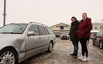Kjørte inn i bilen til Marita og Ruben – nå vil de komme i kontakt med synderen