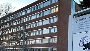 Ahus i gul beredskap - virksomheten ved Kongsvinger går som normalt