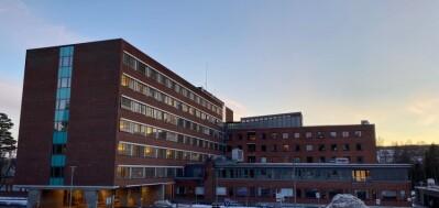 Rekordmange korona-pasienter innlagt