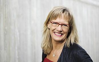 Karin Andersen topper SV-liste