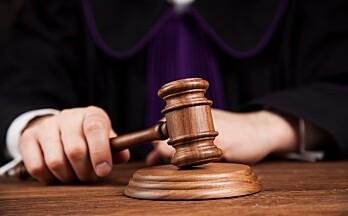 Må møte i retten etter overgrepsbeslag