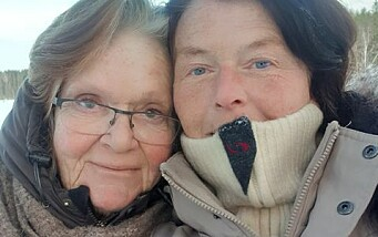 Rita Eriksen og Merethe Sofie Lendl Melby