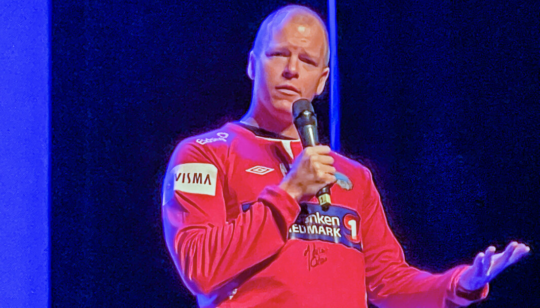 66 timer sport på 48 timer er ikke mulig, sier du? Joda, for Rasmus Wold er det en enkel øvelse.