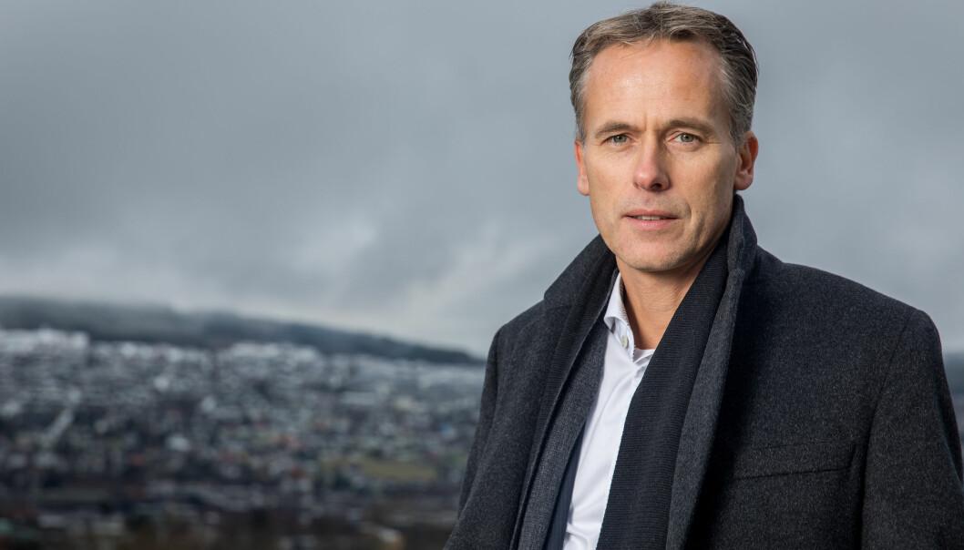 Kjell Bjarte Kvinge, administrerende direktør Ø.M. Fjeld, mener Kongsvingers politikere må bli flinkere til å omsette politikk til praktisk handling.
