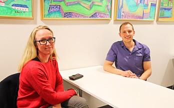 Camilla og Håvar går ut mot vaksineskepsis