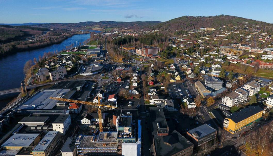 Etter sju år over landsgjennomsnittet, flater prisene i Kongsvinger ut, viser nye tall fra Eiendom Norge.
