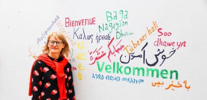 GIV lærer innvandrere smittevern