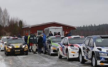 Mange lokale vinnere i Finnskogrally