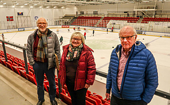 60-årsjubileum for ishockeyklubben