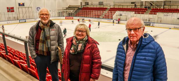 60 år med ishockeyglede
