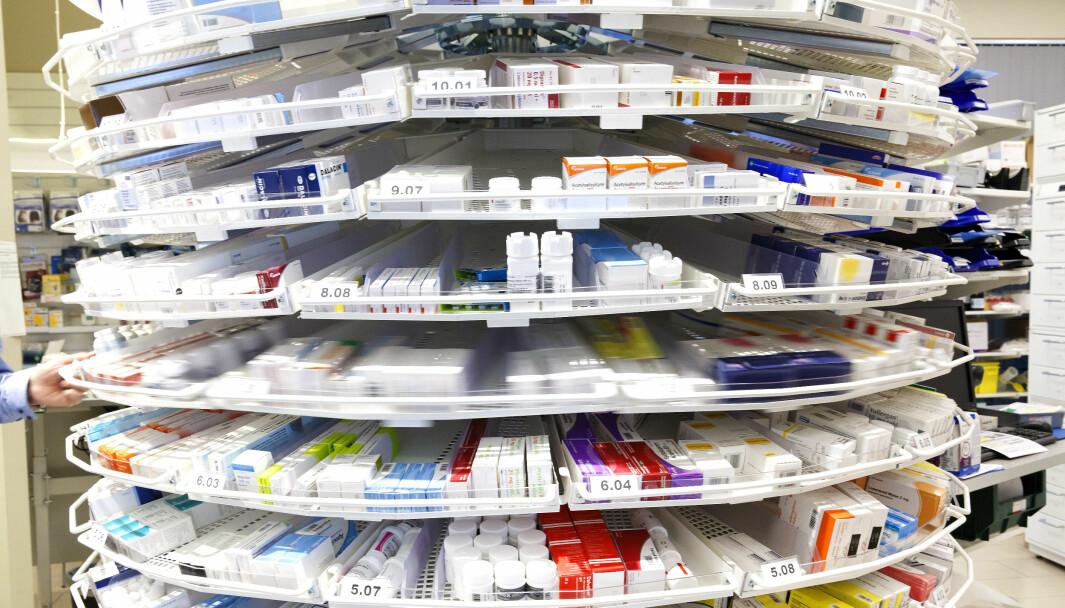 Ingen brukte mer legemidler enn befolkningen i Innlandet.