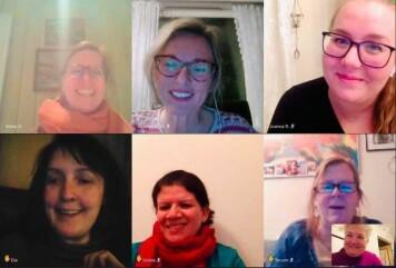 Kvinnedagen markeres digitalt