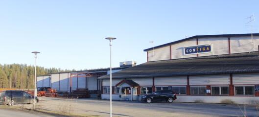 Blir Contigas eneste stålverksted i Norge
