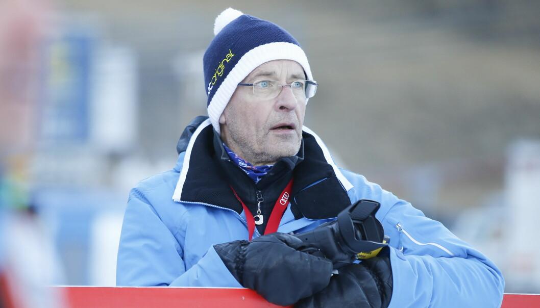 Ernst A. Lersveen mistet akkreditering under ski-VM. Bildet er fra 2016.
