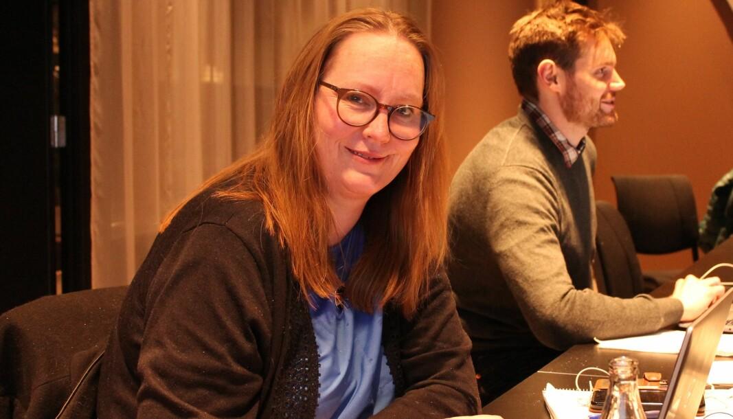 Lise Selnes ser ut til å komme inn på Stortinget, men det ligger an til en spennende valgnatt.