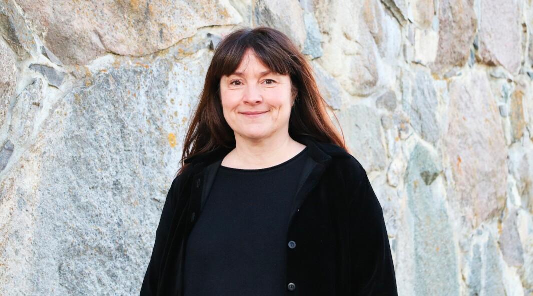 Eli Wathne (H) er komitéleder for oppvekst og læring i Kongsvinger. Hun slår et slag for fremmedspråk.