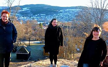 Kvinnene styrer i Kongsvinger