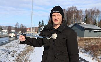 Max utfordrer byen til å plukke søppel – lover også belønning
