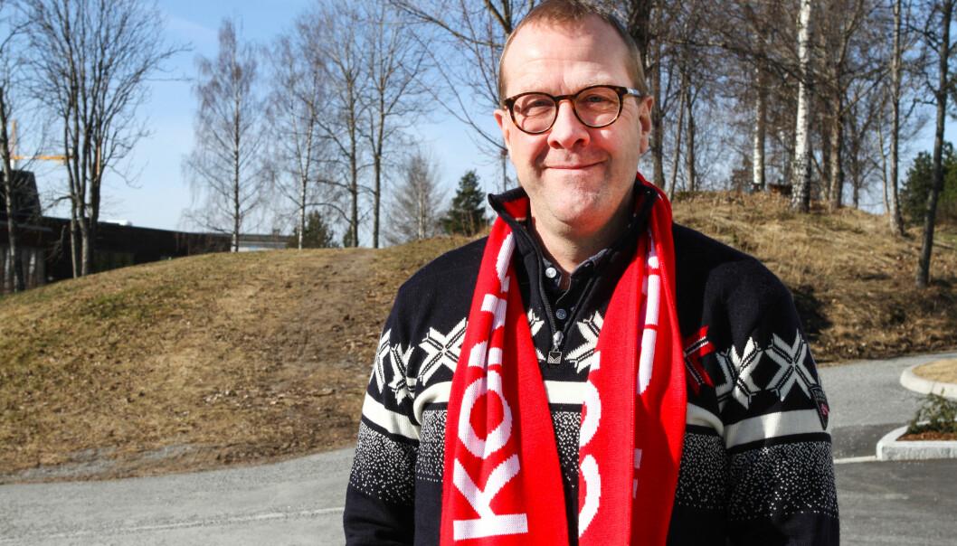 Vegard Herlyng ble på årsmøtet i KIL Toppfotball valgt til ny styreleder.