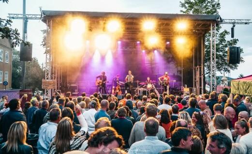 Planlegger for festival til sommeren