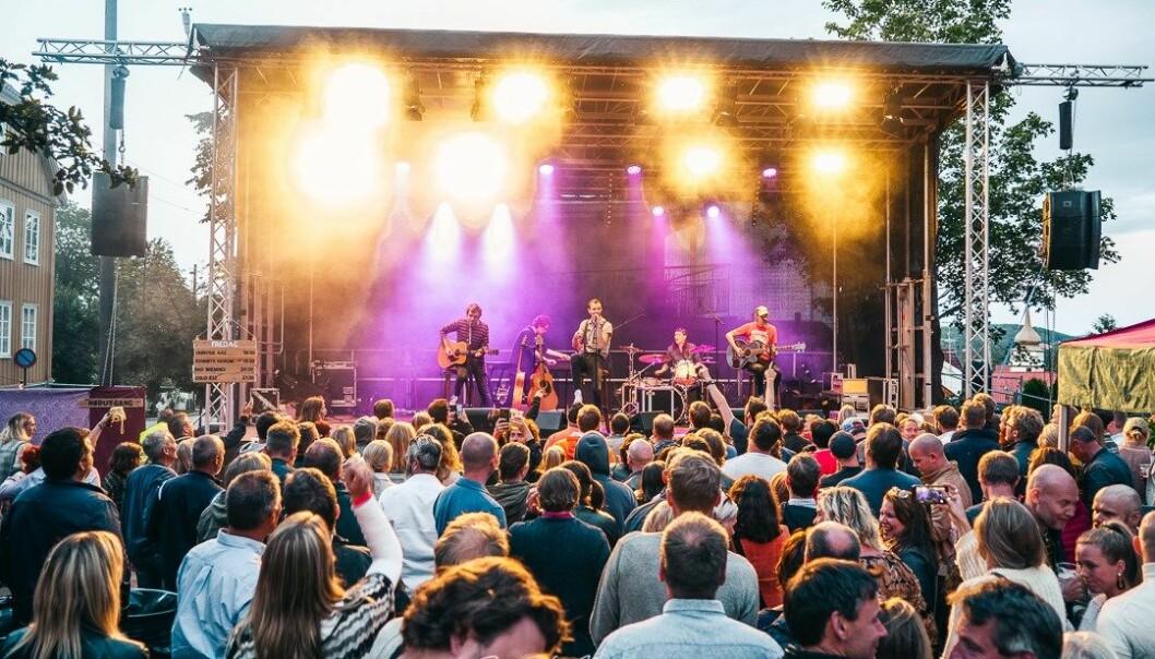 Festival Bohem 2019 i Herdahsparken hvor blant annet punkrockbandet Oslo Ess spilte. I år får festivalen en ny lokasjon.