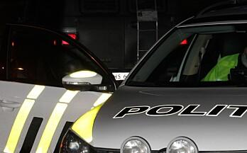 Dømt for promillekjøring og vold mot politimann