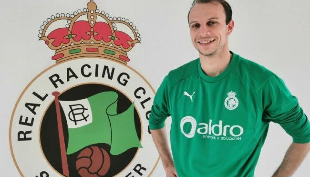 Lars Christian Krogh Gerson har etter en drøy måned i Spania fått sine første minutter.