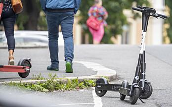 Nå kan disse elsparkesyklene komme til byen