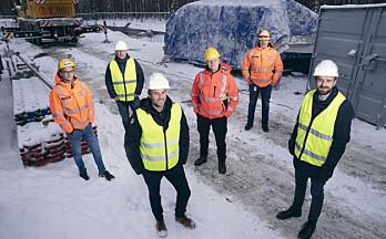 Valgte Ø.M. Fjeld som partner for prosjekt i verdensklasse