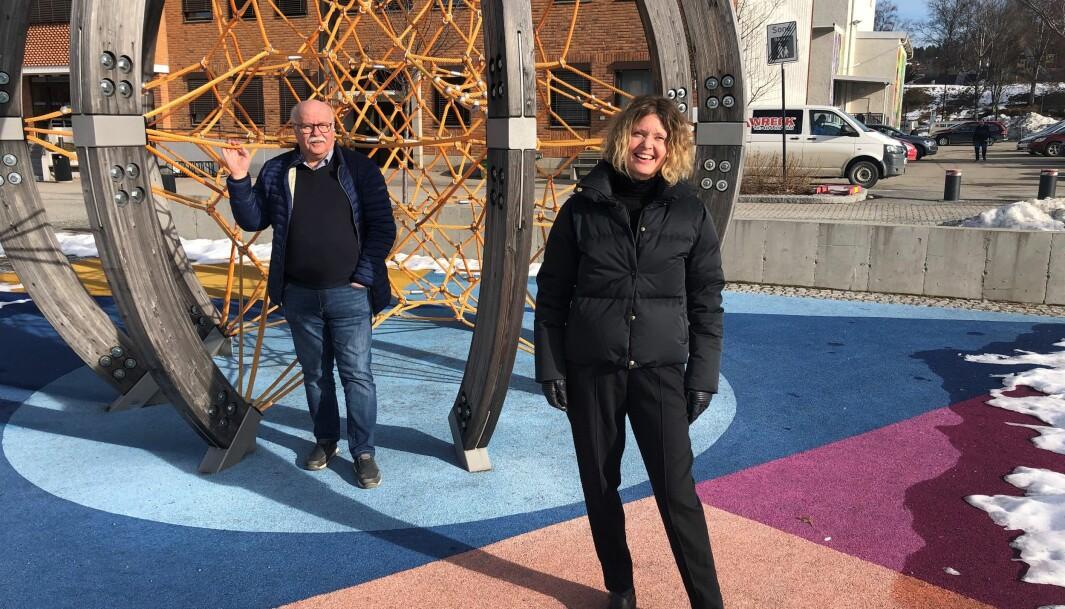 Stig Fonås og Anne-Line Kamøy etterlyste ungdommer som skal stå for aktivitetstilbud til barn denne sommeren. Responsen har ikke latt vente på seg.